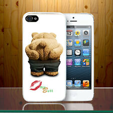TED BEAR MOVIE KISS MY Butt DIVERTENTE preventivo ASS TEDDY Duro Phone caso copre Z222