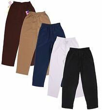Susan Graver QVC Style Peach-skin Pull On Pants Assorted Colors