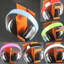 New Wireless Bluetooth 4.0 Stereo Headphones for all Cell Phone Laptop PC Tablet