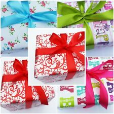 BIRTHDAY WRAPPING PAPER Gifts Wrapping Paper pack 1 sheet 70cm x 200cm