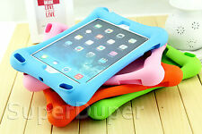 Shock Resistant Kids Friendly Soft Silicone Protective Case Apple iPad Mini 123