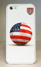 NEW USA US WORLD CUP 2014 SOCCER TEAM  CASE FOR IPHONE 6 4 4S 5S 5C RUBBER COVER