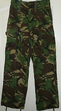 British army surplus dpm camo. trousers clothing work fishing cadets Fancy Dress