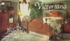 Lexington Furniture Victoriana 7 Pc Queen Bedroom Set Made USA Just Reduced $400