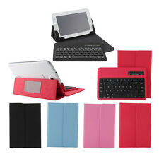 "Bluetooth Keyboard Case Cover For 7"" 7.7"" inch Android IOS Tablet PC Universal"