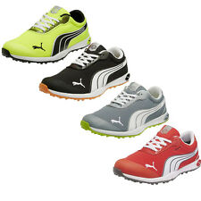 Puma BioFusion Mesh Spikeless Mens Golf Shoes 2014 - New - Pick Color & Size