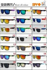 Hot Mens Spy Outdoor Sport Eyewear UV Protection Sunglasses 21 Color+Glasses Box