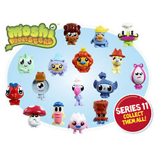 Moshi Monsters Moshlings Series 11 - Just Released  You Choose Character!!