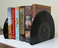Bookends Created From 33 RPM Vinyl Records, Sound Track Album List