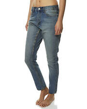 New Cheap Monday Women's Thrift Jean Cotton Blue