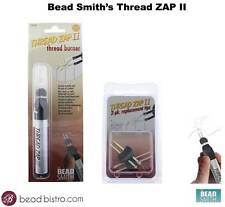 BEADSMITH THREAD ZAP II or BLUK REPLACEMENT TIPS