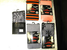 HALLOWEEN TIGHTS  ASSORTED COLORS AND SIZES-NYLON/SPANDEX-HOSIERY NETWORK