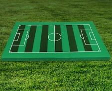 New Green Football Court 2 Covers Twill Pet Dog Cat Beds Mat Pad House M,L
