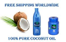 Parachute hair oil  100% Pure Coconut Oil Brand New FREE SHIPPING WORLWIDE