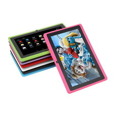 16GB Multi-Color Moonar 7inch Tablet PC Android 4.2 Dual Core Camera A23 WIFI DX