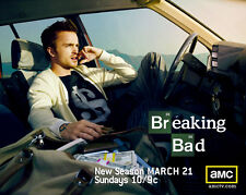 """Breaking Bad 1 2 3 4 5 6 TV Show Fabric poster 32"""" x 24"""" Decor 18"""