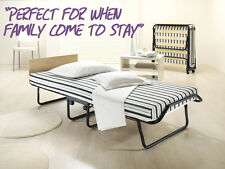 NEW Jay-Be Jubilee Single Folding Guest Bed and optional Storage Cover