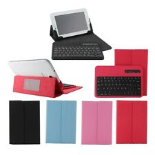 "Universal Bluetooth Keyboard Case Cover For 7"" 7.7"" inch Android IOS Tablet PC"