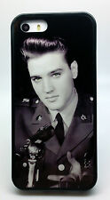 NEW ELVIS PRESLEY PHONE CASE FOR IPHONE 5C 5 5S 4 4S HARD RUBBER COVER SKIN