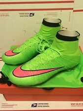 Nike Mercurial Vapor Superfly IV FG - Soccer - Football - Boots - Cleats