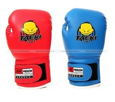 Youth Kids Boxing Gloves Childrens Training Sparring Kickboxing Muay Thai