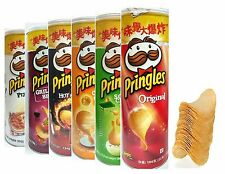 Pringles Potato Chips Crisps Can Snack Food Various Flavor Party,Gifts,Gathering