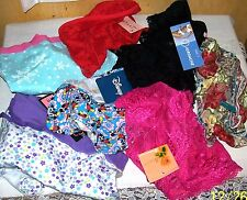 LINGERIE! Boyshorts. Bikinis. Jordache. Disney. Panties! NWT! Sizes. COLORS. NEW