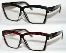 Nerd Paire De Lunettes 80er Years Clear Glas Super New Horn Glasses Fashion