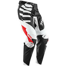Thor Mx Gear NEW Core Orbit Black/Red Dirt Bike Adult Motocross Pants SIZE 28