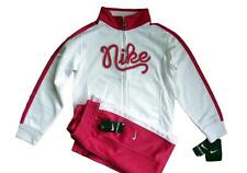 Baby Girls Nike Tracksuit Zip Jacket + Trouser Age 0 - 12 mths rrp£45  New BNWT