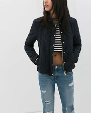 ZARA CONTRASTING QUILTED JACKET XS-XL Ref. 0518/252