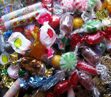 LOT Assorted  Party Candy Pinata Treats Old Fashion Blend Wrapped 1/2  to 20 lb