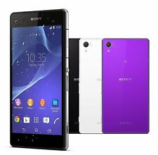 New Sony XPERIA Z2 D6503 Quad 5.2'' 20.7MP 4G LTE (FACTORY UNLOCKED) 16GB Phone