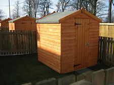 Top Quality Garden Sheds *NEW* Apex or Pent Roof *ALL SIZES AVAILABLE*