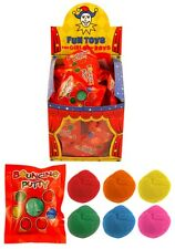 BOUNCING PUTTY 5g Pack Party Loot Goodie Bag Favour Filler Kids Childrens Mould