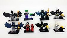 LEGO MINI FIGURE AND CUSTOM SUPER HEROES MINI FIGURES NEW