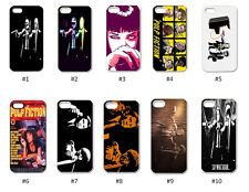 New Durable Pulp Fiction Movie Case for iPhone 3G 4G 5G 5C 6 Galaxy S3 S4 S5