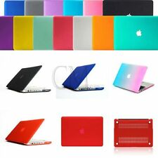 "Transparent Laptop over Case Hard Shell for Macbook Air/Pro/Retina 11"" 13"" 15"""