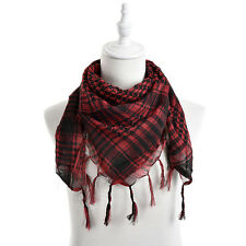 Novelty Arab Shemagh Keffiyeh Military Tactical Palestine Light Scarf Shawl JBUS