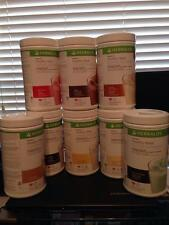 Herbalife Formula 1 Healthy Meal Nutritional Shake Mix  Choose your Flavor!