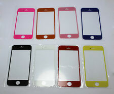 FREE P&P  CHEAP Replacement Front Screen Glass Outer Lens Cover For iPhone 5 5G