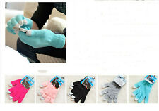 Enduring Unisex Winter Knit Easy Click Touch Screen Smartphone Magic Gloves JBUS