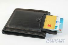 Men's Holder Wallet Casual Purse Clutch Bifold Checkbook Credit  Removable Card