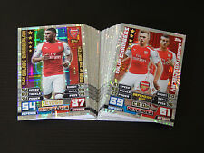 MATCH ATTAX 2014 2015 14 15 MAN OF THE MATCH CARDS / DUO CARDS