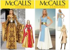 McCALL'S M6940 Misses Fantasy Cersei Game of Thrones Costume Sewing Pattern