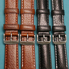 """Italian Classic Oily Leather Watch Band """"Water-Resistant"""" for Bulova 20mm 22mm"""
