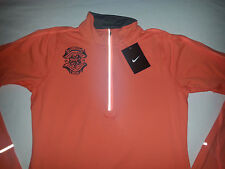 NEW Nike Womens 2014 Shamrock Shuffle 1/2 Zip Element Pullover  2 Sizes XS/S