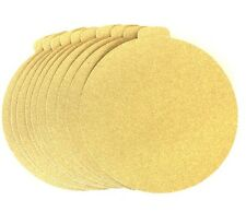"SANDING DISC, Sticky (PSA) Sandpaper 5"" or 6"", Grits 40-800, Pack of 25, 50, 100"