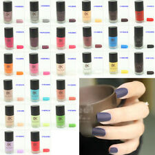 New 15ml  Matte Dull Nail Art Polish Varnish Enamel HOT 26 Colors