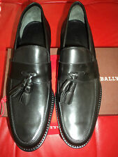 +++NIB BALLY Z-LINGO/90 CALF PLAIN SHOES sz 10.5; 11.5+++